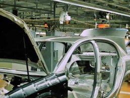 productie autoturisme