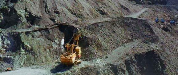 extractie minerale